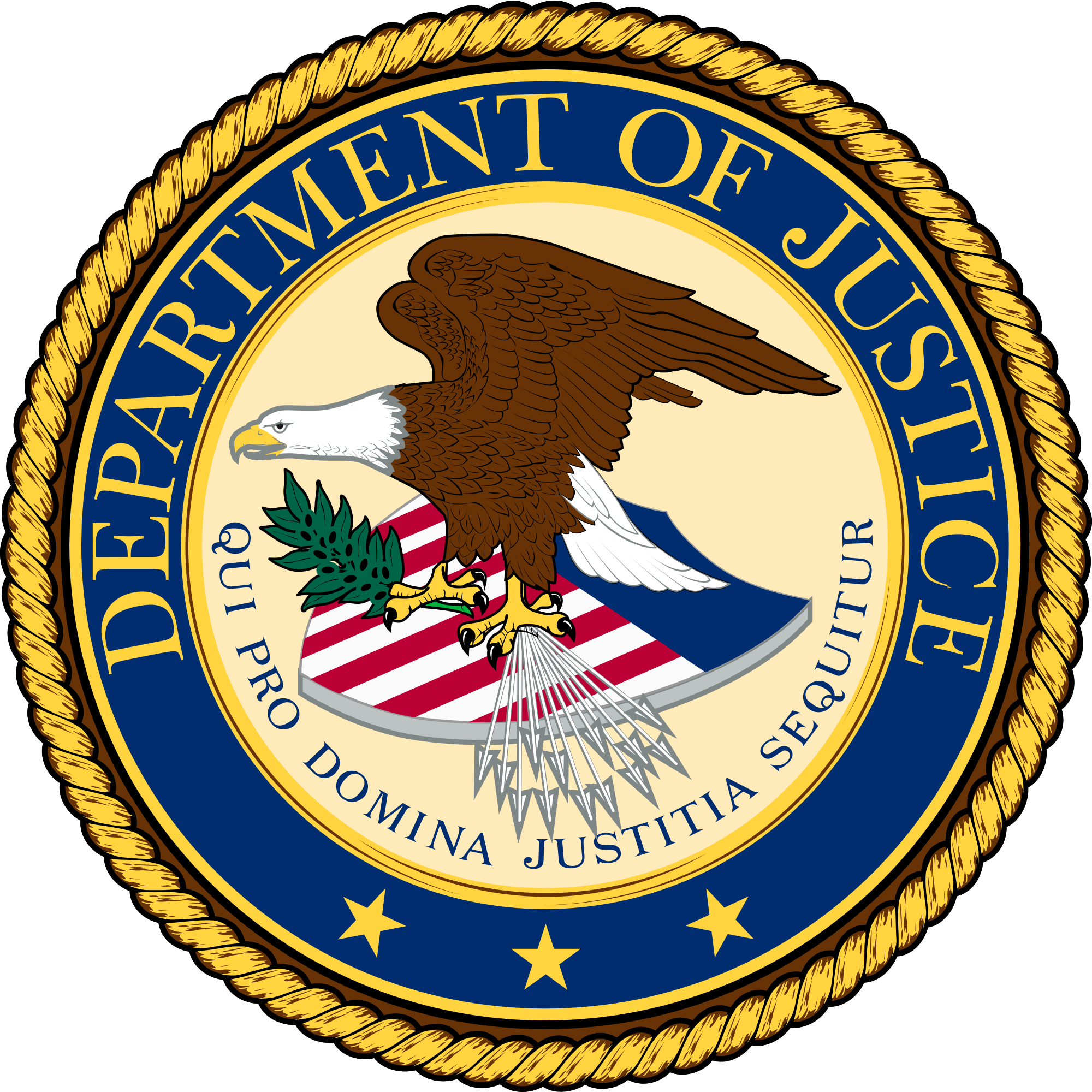 Department of Justice, USA