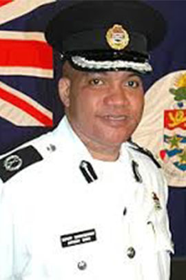 Mr. Anthony Ennis CPM, Acting Commissioner of Police